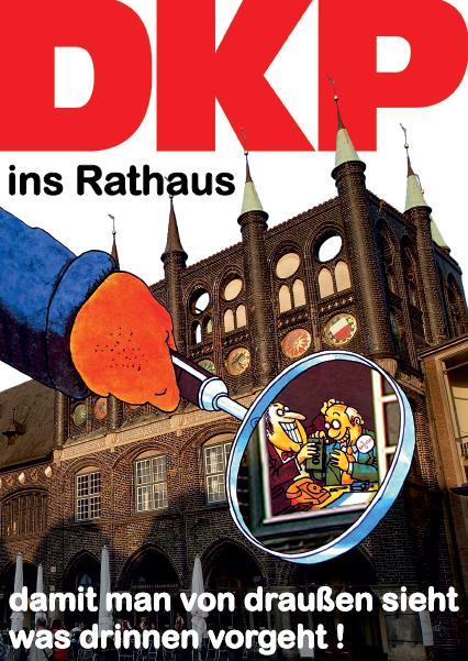 06. Mai 2018 Bürgerschaftswahl Lübeck
