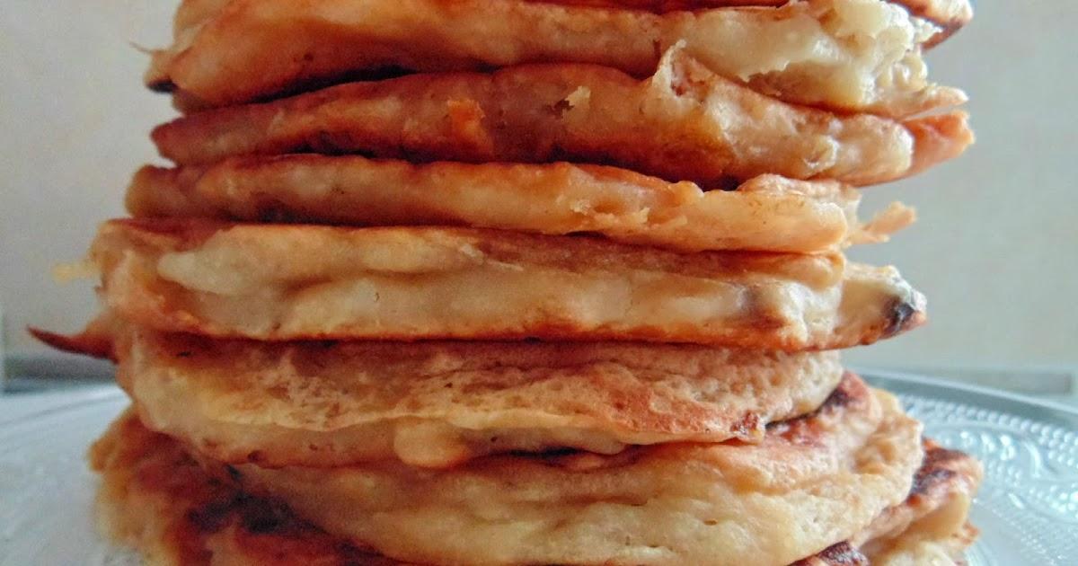 Gateau gaga love cakes pancakes la banane sans oeuf - Gateau a la banane sans oeuf ...