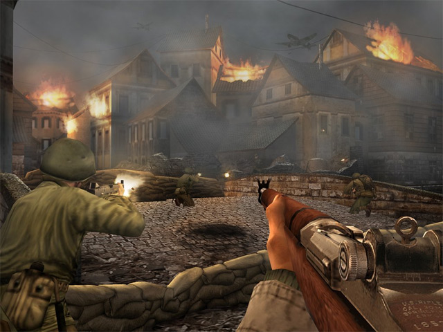Call Of Duty 2 - 1.5Gb - Download Free Pc Games full ...