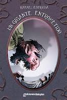 """Portada del libro """"Un gigante entrometido"""", de Rafael Estrada"""