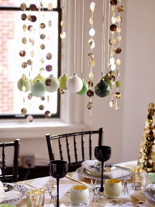 Cheap DIY Christmas Centerpieces 2014 Ideas | Modern ...