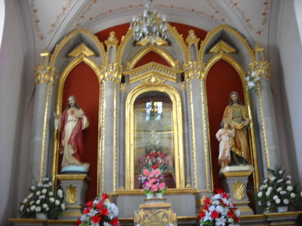 Decoracion Para Altar De Virgen De Guadalupe ~ Arcadia Salvaterrense Cupareo en la fiesta de la Virgen de Guadalupe