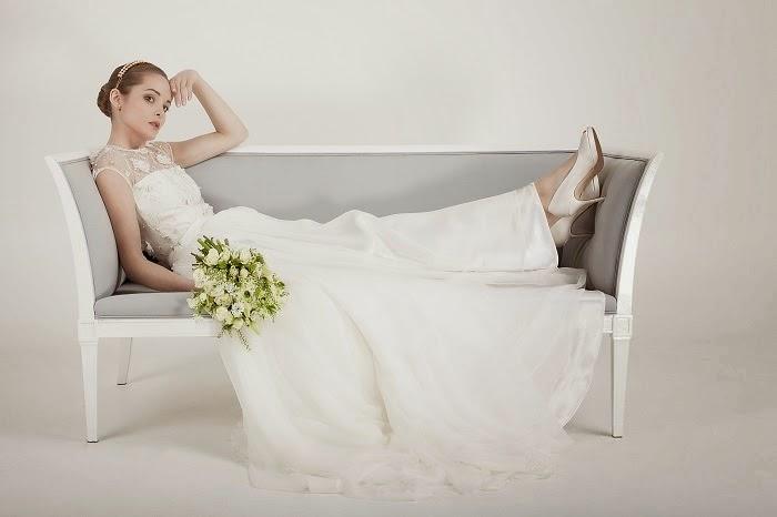 cristina tamborero coleccion novia incantesimo blog bodas retales de bodas