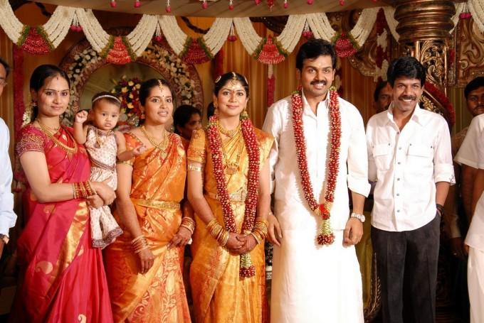Actor Karthik Sivakumar Marriage Photos Tamil Actor Karthik Sivakumar