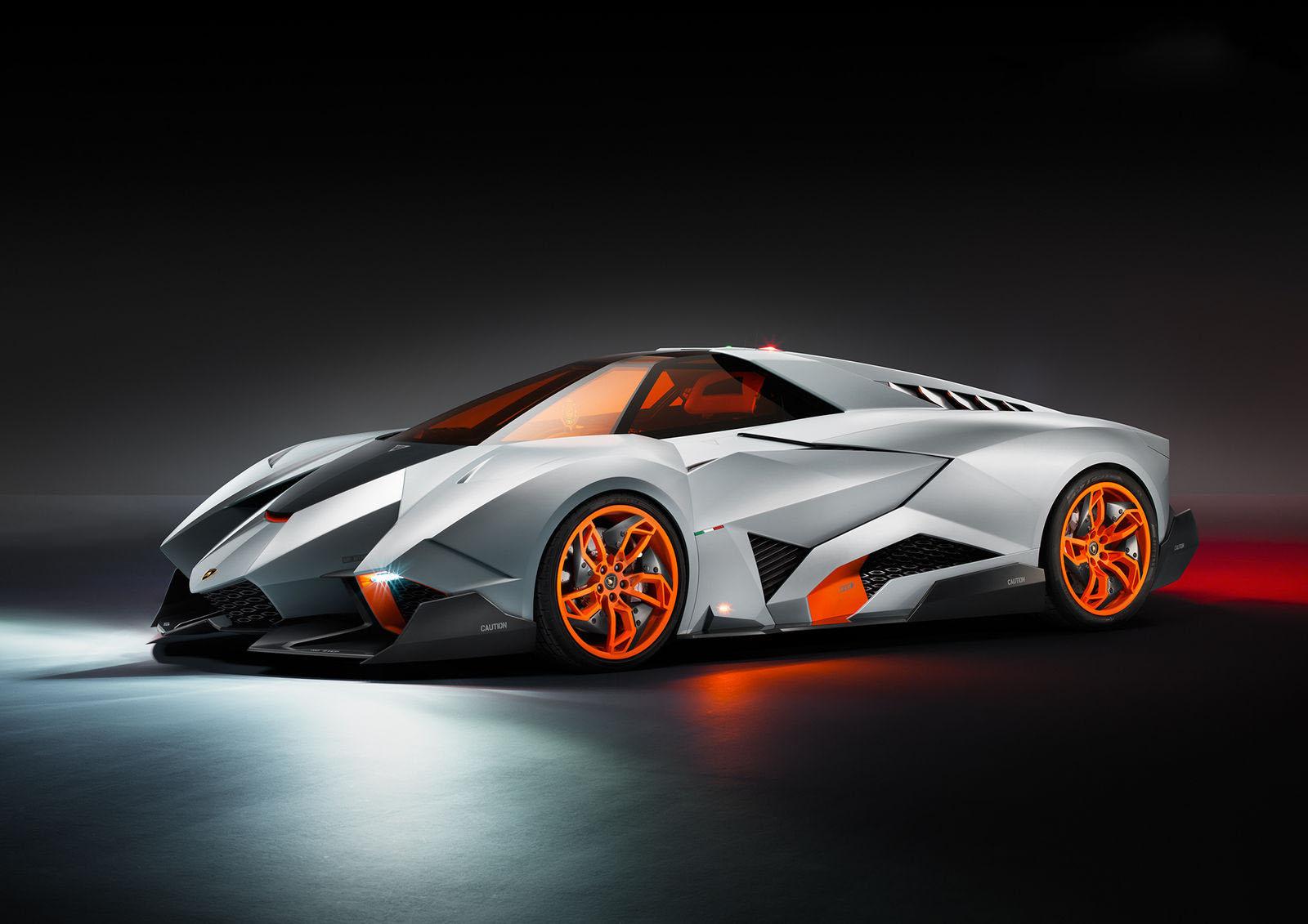 automovel Lamborghini Egoista 2013