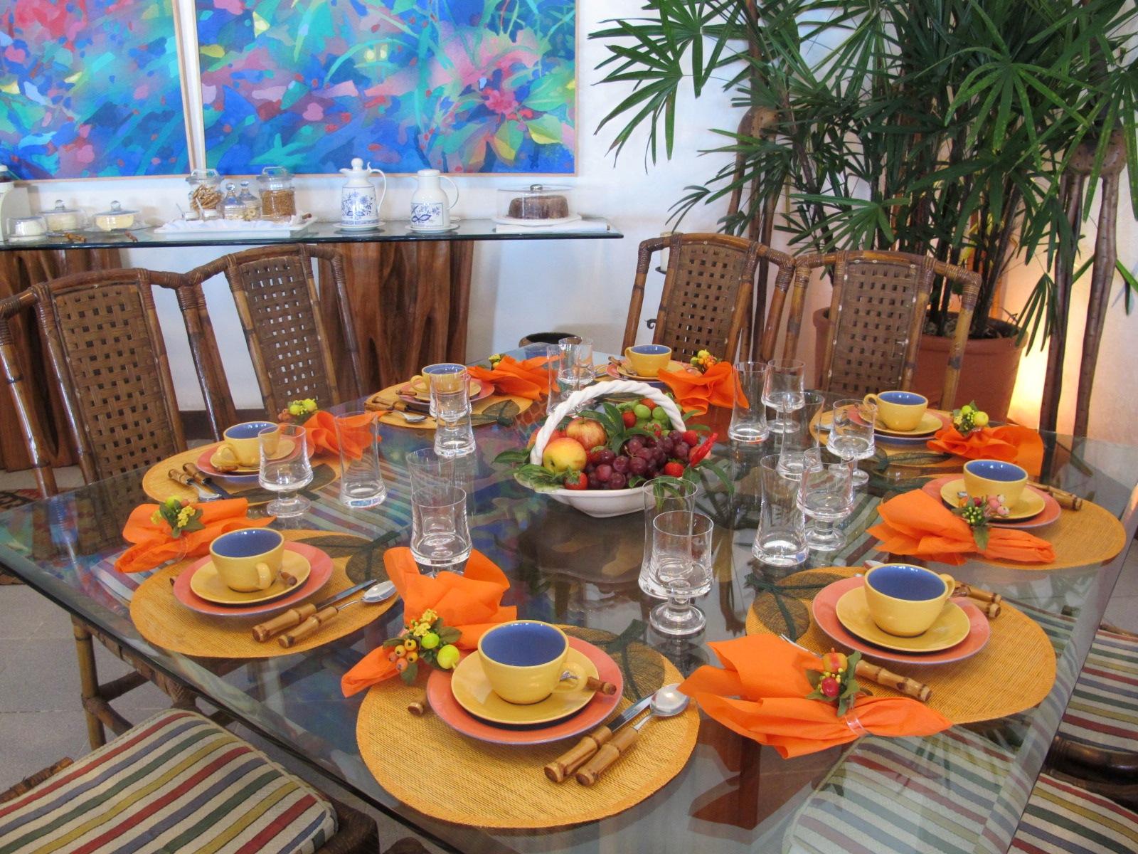 Blog da andrea rudge mesas de caf da manh for Mesas para cafeteria