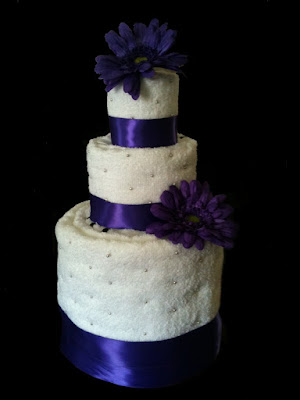 Cake Design By Damaris : Towel Cake - My Sweet Zepol