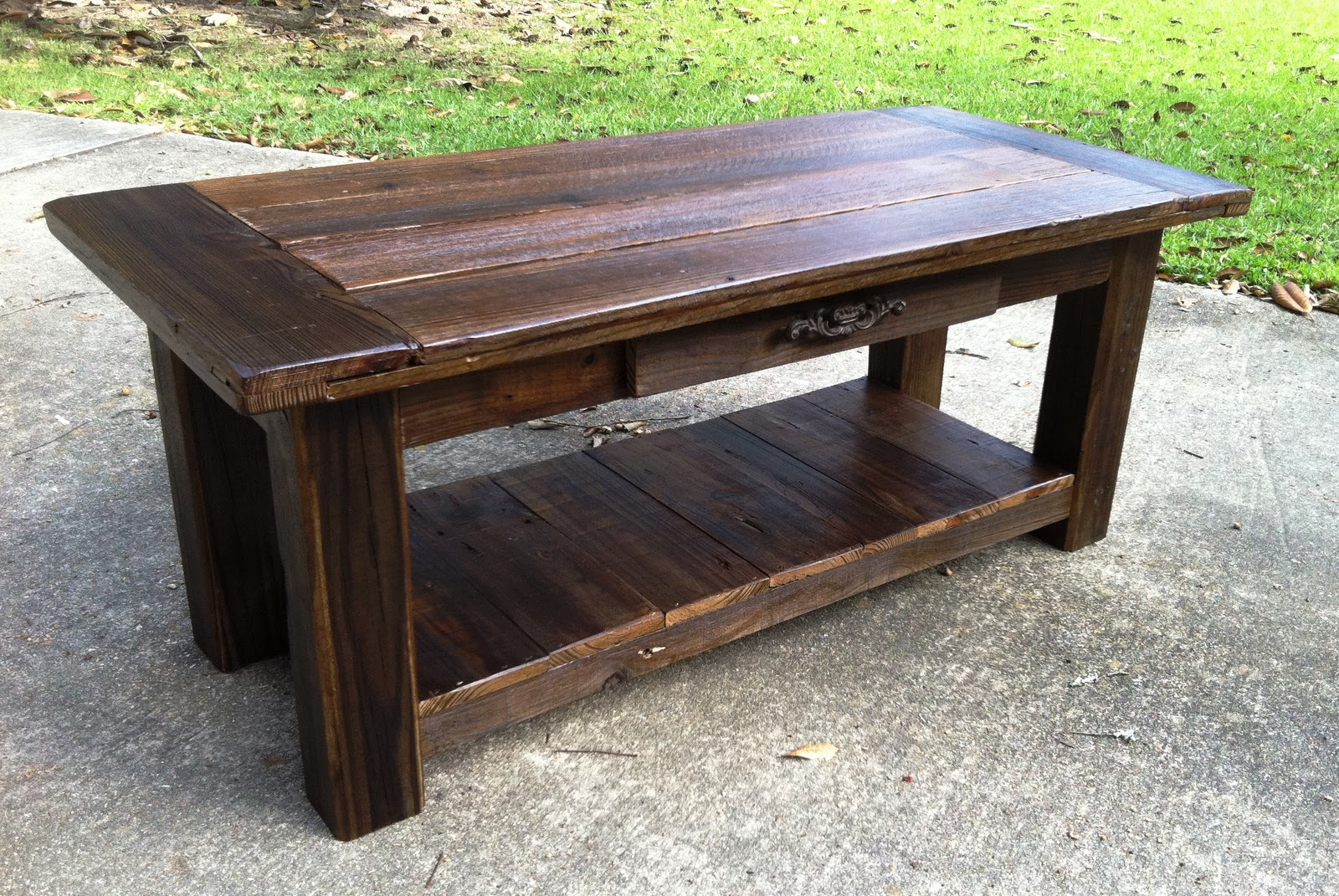 Cypress Tables And Furniture By Joseph Cataldie Coffee Tables