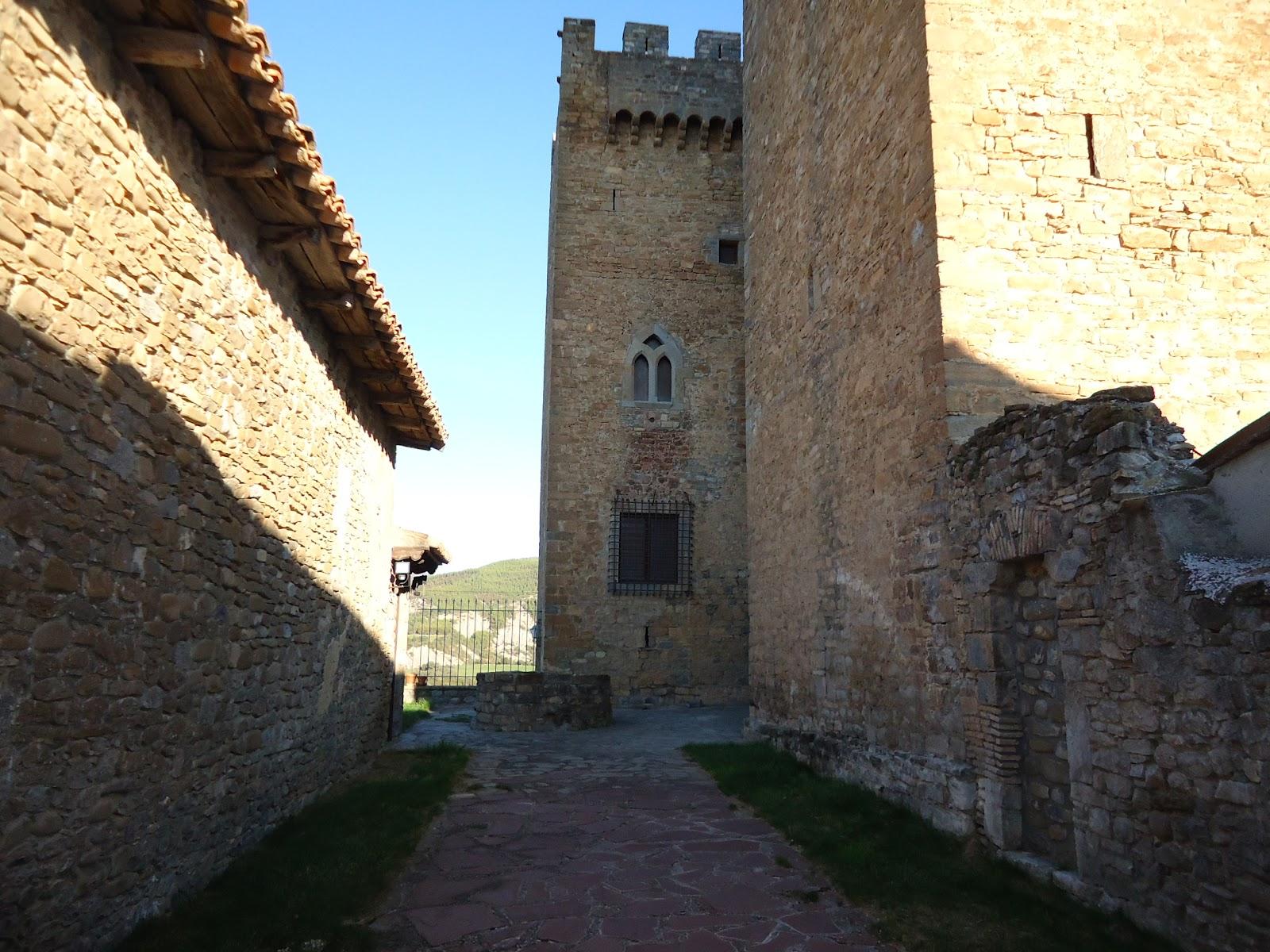 castillo en venta aragon