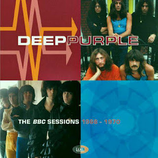 Deep Purple - 'BBC Sessions 1968 - 1970' CD Review
