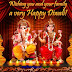 Wishing Happy Diwali - Facebook cover