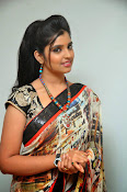 Syamala glamorous photos in saree-thumbnail-3