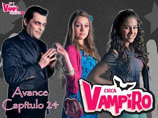 """VampiAvance - Capítulo 24 - Chica Vampiro - """"Todo Fuera de Control"""""""