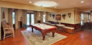 billiard room decor inspirations 007 500x245 decoracion de la habitacion salon del billar