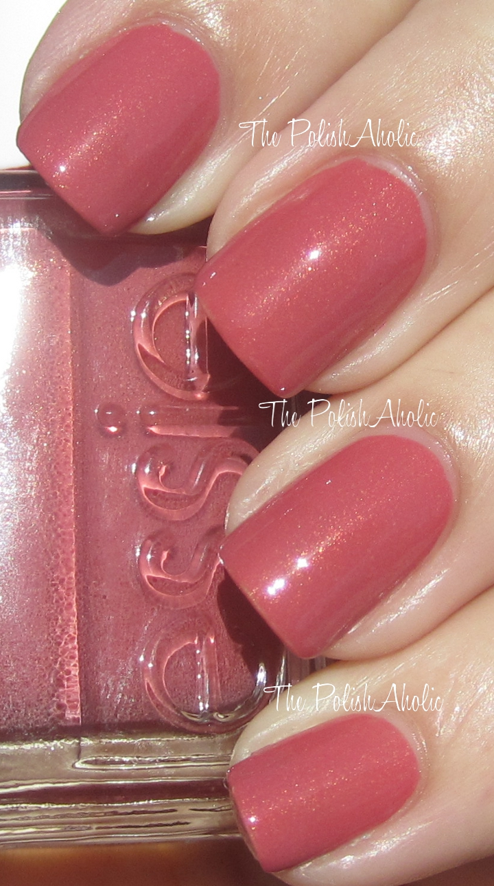 The PolishAholic: Essie Summer 2012 Collection Swatches!