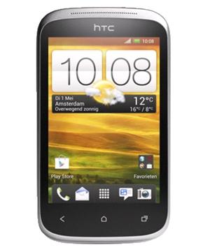 HTC Desire C Blanco Tienda Claro Perú