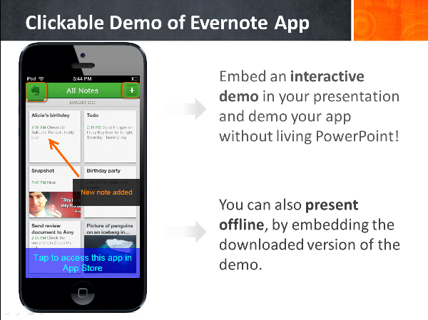 AppDemoStore Blog: HOW TO: Insert a Mobile App Demo into a ...