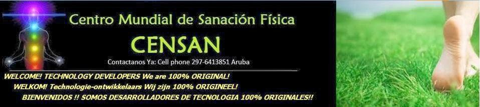 Global Physical Healing - SANACION FISICA MUNDIAL