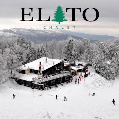 ELATO - CHALET στο Χιονοδρομικό Κέντρο Ελατοχωρίου
