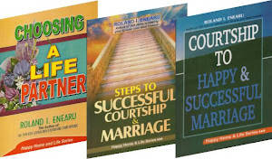 3 in 1 Pre-Marital books for Singles