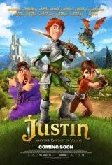Justin y la espada del valor (2013) Online