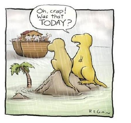Dinosaur Extinction - Another Theory
