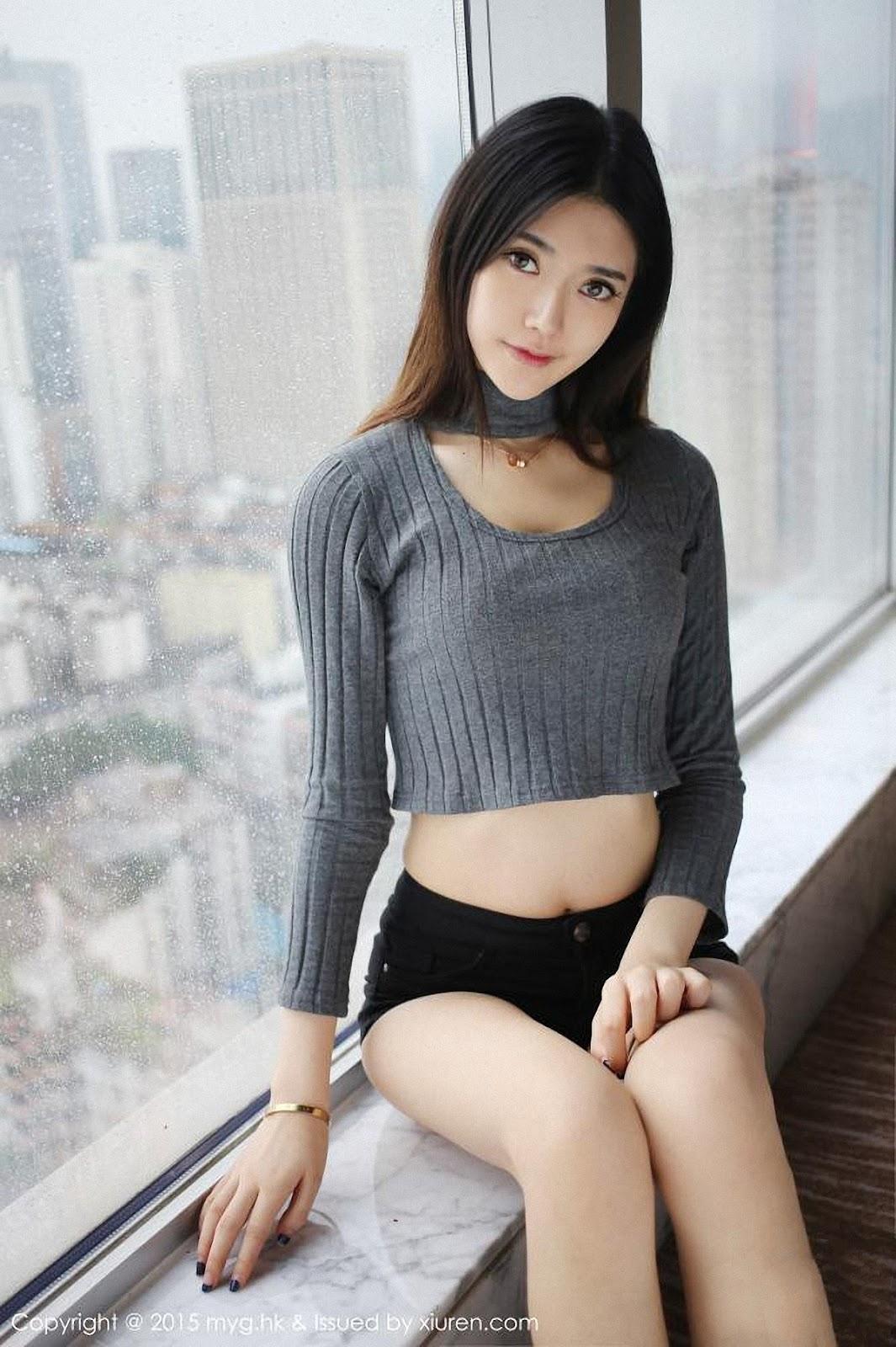 38 - Sexy Girl Model MYGIRL VOL.119