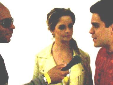 Maria Cecilia e Rodolfo entrevista pelos Gemeos Maquiadores