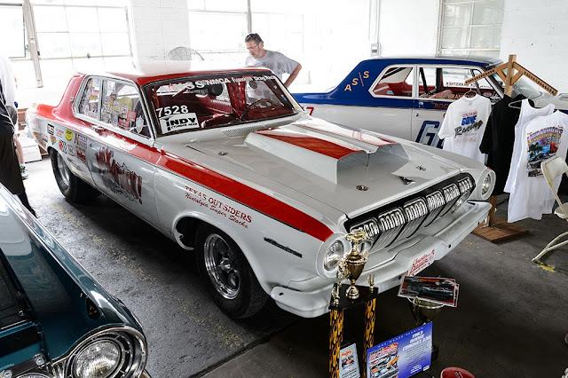 Clay Kossuth's 1963 Dodge Coronet 330