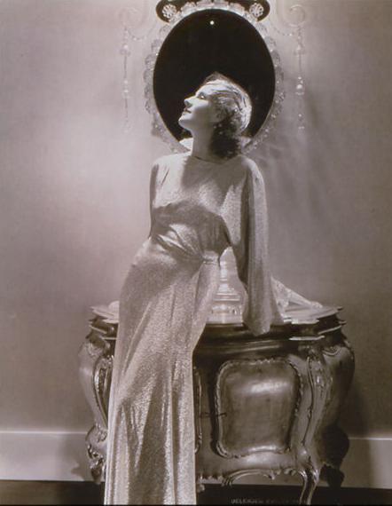 Norma Shearer. Edward Steichen. Fotografía | Photography