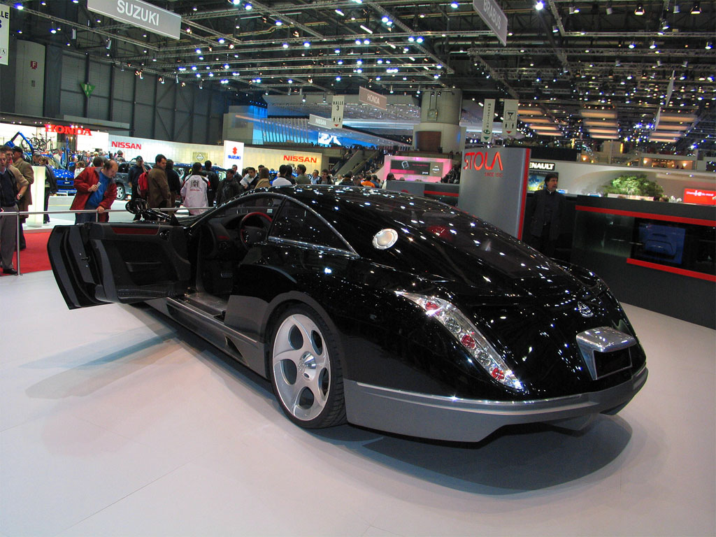car maybach exelero. Black Bedroom Furniture Sets. Home Design Ideas