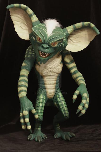 Spike from Gremlins por DavidDoylearts