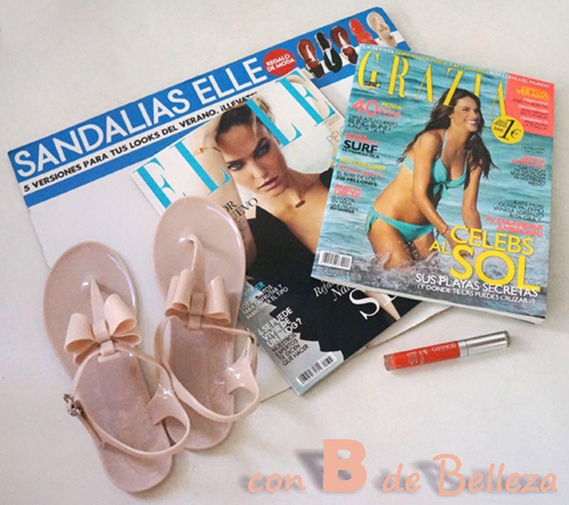 Revistas mujer verano