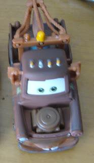 Pixar Cars Tow Mate Mater