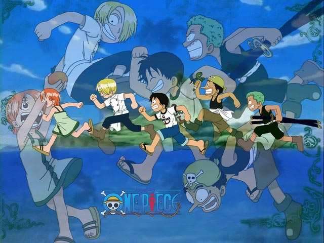 One Piece Child-2