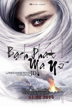 Bạch Phát Ma Nữ - The White Haired Witch Of Lunar Kingdom