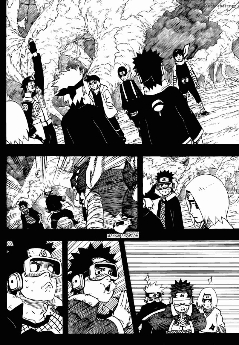 komik naruto terbaru 599 page 4