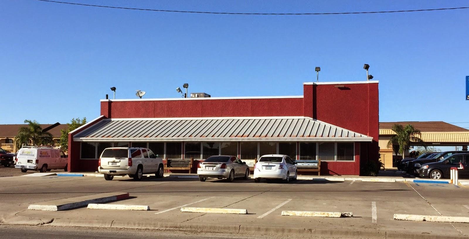 Big House Bar BQ in Kingsville