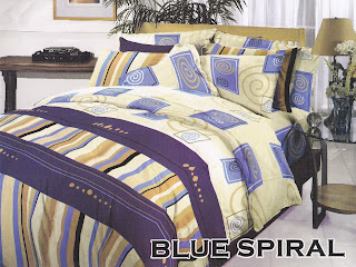 Belladona Blue Spiral 2 in 1