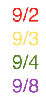 Mandatory Class Meeting Dates: September 2,3,4 and 8