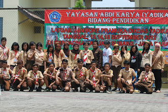 Jambore YADIKA se-indonesia 2012 :)