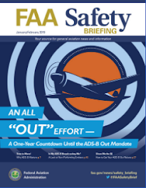 FAA Safety Briefing Magazine: Gennaio - Febbraio  - January- February