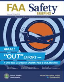 FAA Safety Briefing Magazine: Gennaio - Febbraio  - January- February