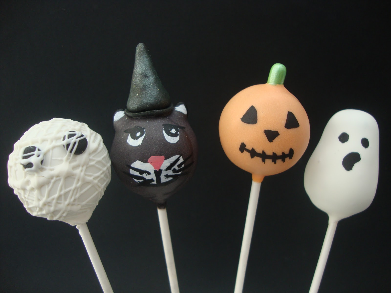 halloween cake balls recipe — dishmaps