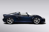 Lotus Exige S Roadster (2013) Side