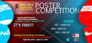 poster competition rfec 2013