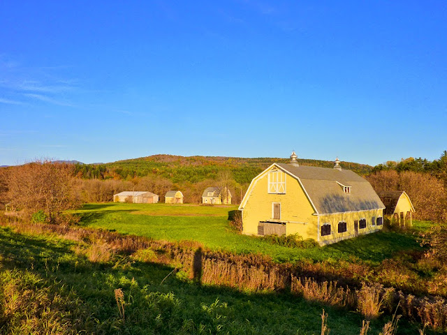 Vermont, granjas