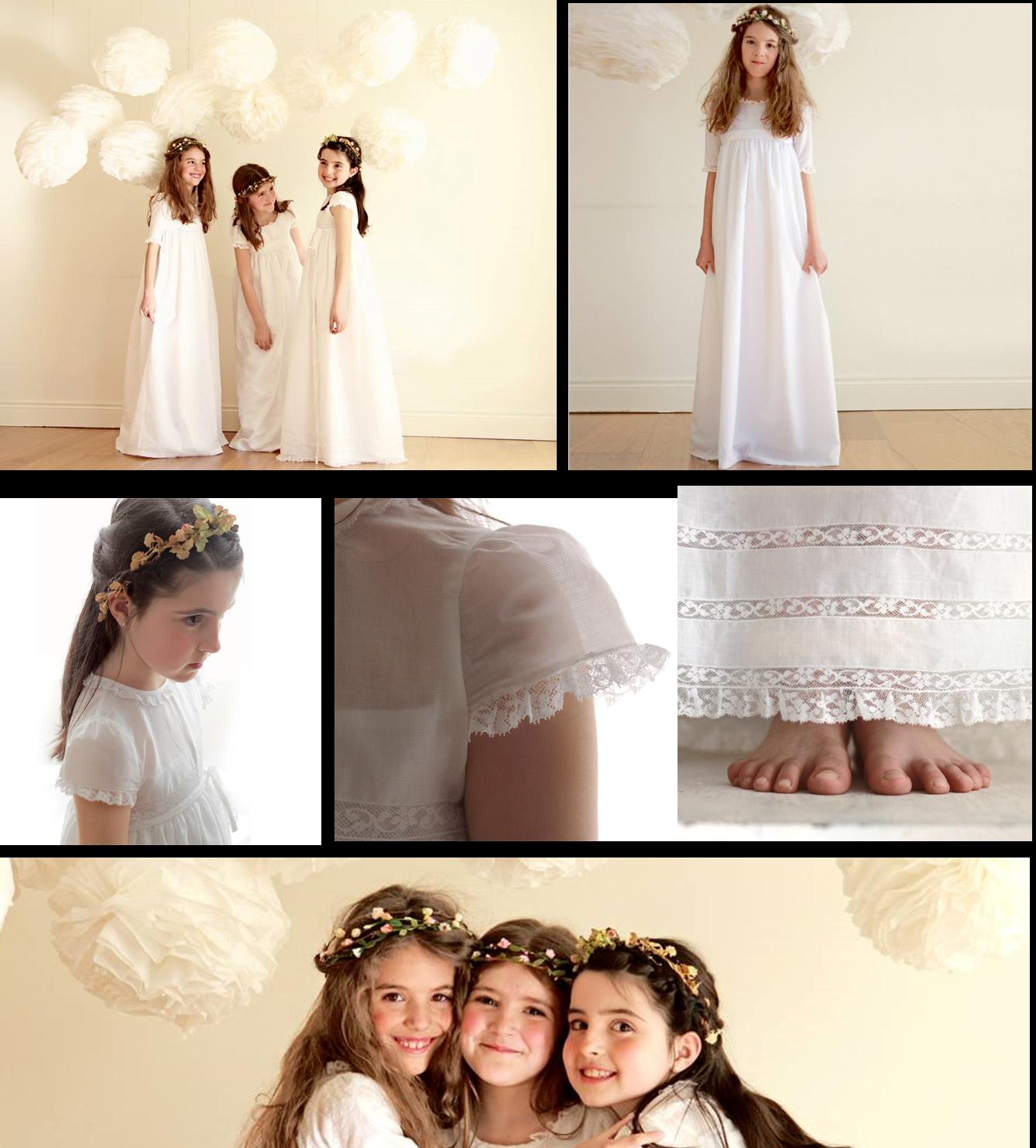 Vestidos de comunión BelandSoph 2014