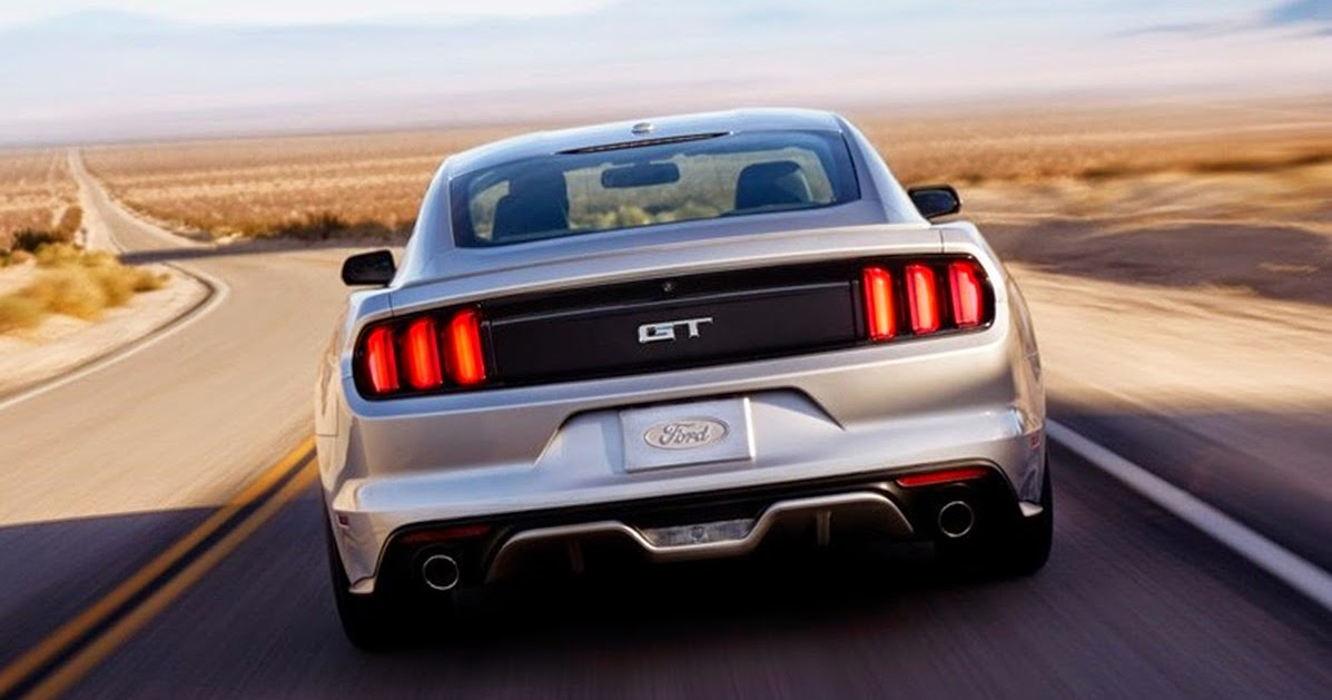 Carrosport1 Carro Ford Mustang Gt 2015 Wallpaper