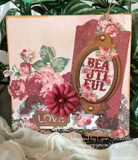 Love and Lace Cards by Lynn Shokoples for BoBunny